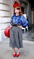 Paloma Faith, London Fashion Week, Somerset House
