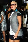 Amber Rose, Ozwald Boateng, London Fashion Week