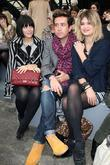 Lily Allen, Nick Grimshaw, Pixie Geldof, London Fashion Week