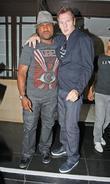 Liam Neeson, A-team and Quinton Jackson