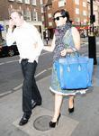 Lily Allen and Coco Sumner  attend 'Matches'...
