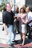 Michael Lohan and Lindsay Lohan