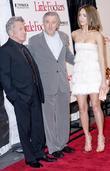 Robert De Niro and Jessica Alba