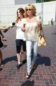 Ali Lohan and Dina Lohan Sam Ronson is...