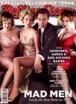 Elisabeth Moss, January Jones, Jon Hamm and Christina...