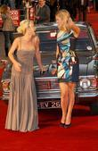 Jaime Winstone and Rosamund Pike