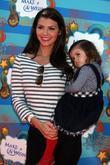 Ali Landry and Daughter Estela Make-A-Wish Foundation host...