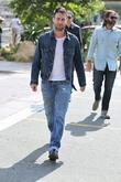 Adam Levine out and about at Malibu Country...