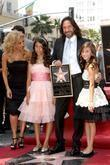 Marco Antonio Solis and daughters Mexican composer and...