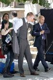 Paul Bettany and Stanley Tucci