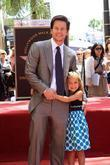 Mark Wahlberg and daughter Ella
