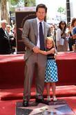 Mark Wahlberg and daughter Ella is honored on...