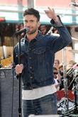 Adam Levine Maroon 5 performing on NBC's 'Today'...