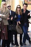 Laura Dern, Diane Lane, Star On The Hollywood Walk Of Fame