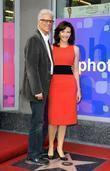 Mary Steenburgen, Ted Danson, Star On The Hollywood Walk Of Fame