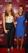 Leona Lewis and Matt Goss