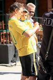 Matthew McConaughey and Levi McConaughey