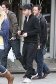 Matthew Vaughn and James McAvoy