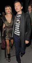 Sienna Miller and her designer pal Matthew Williamson
