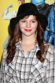 Amber Tamblyn Los Angeles premiere of 'Megamind' at...