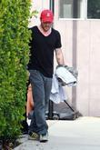 Brian Austin Green departs a gym Los Angeles,...