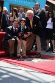 Mel Brooks, with son Max and grandson Henry