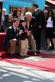 Mel Brooks, Son Max and grandson Henry