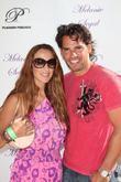 Cristian De La Fuente and MTV
