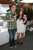Colton Haynes, Ally Maki and Mtv