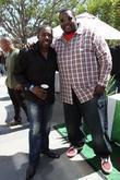 Ernie Hudson, MTV and Quinton Aaron