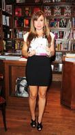 Melissa Malamut At The Signing Of Her New Book