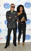 Paul Weller and Corinne Bailey Rae