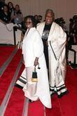 Whoopi Goldberg and Andre Leon Talley