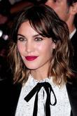 Alexa Chung The Costume Institute Gala Benefit to...