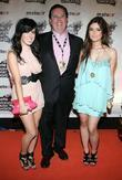 Gerry Ryan, daughters Lottie Ryan, Bonnie Ryan