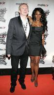 Louis Walsh and Sinitta