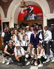Cast Of Various broadway productions and Michael Jackson