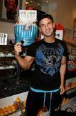 Jersey Shore's Mike 'the Situation' Sorrentino At The Miracle Mile Shop In Planet Hollywood Resort
