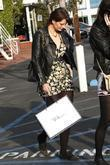 Micha Barton seen leaving Fred Segal after shopping...