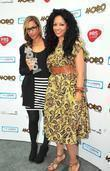Leona Lewis and Kanya King Mbe