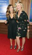 Kim Cattrall and Sarah Jessica Parker