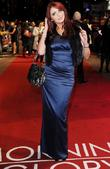 Amy Childs  UK premiere of 'Morning Glory'...
