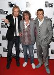 Rhys Ifans, Bernard Rose and Howard Marks