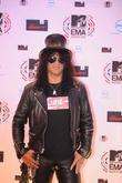 Slash and MTV
