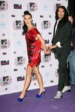 Katy Perry, MTV, Russell Brand and MTV European Music Awards