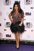 Nicole Polizzi, Jersey Shore, MTV and MTV European Music Awards