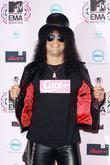 Slash, MTV and MTV European Music Awards