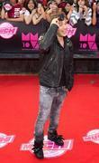 Shawn Desman 2010 MuchMusic Video Awards - Red...