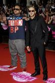 Belly and Danny Fernandes 2010 MuchMusic Video Awards...