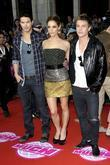 Kellan Lutz, Ashley Greene and Xavier Samuel 2010...